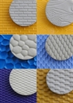 TEXTURE MAT-SET OF 6