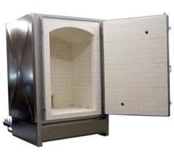 Geil Natural Gas or Propane Professional Commercial Kiln