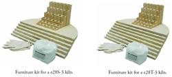FURNITURE KIT FOR E28T EASY FIRE KILN