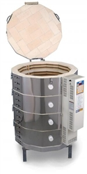 L&L eQ2836-3 eQUAD-PRO PRODUCTION KILN