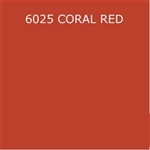 Mason Stain #6025 Coral Red One Pound