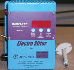 Olympic ELECTRO SITTER 3 Key Electronic Controller to replace Dawson Kiln Sitters