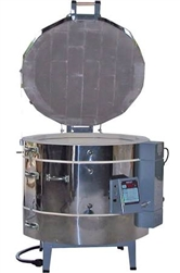 Olympic FREEDOM 2823HE KILN PACKAGE: Cone 10, Electronic Control with Vent, Furniture Kit and More!
