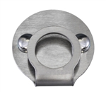 "Shower Rod Flanges for 1"" Diameter Rod (Pair)"