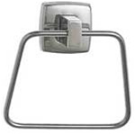 Towel Ring - Satin Stainless Finish