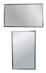 Dual Horizontal-Vertical Mount Commercial Mirror 36x24