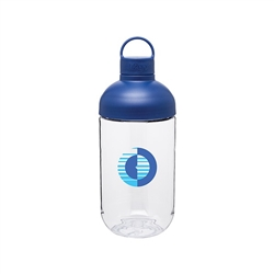 Custom 34 oz H2Go Capsule Tritan Copolyester Bottle