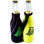 Customized Neoprene Bottle Koozies