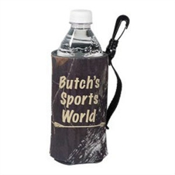 Promotional Camo Bottle Bag Scuba Foam
