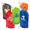25 Oz Plastic Flasks & Collapsible Water Bottles