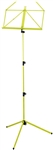 K&M 100/1 - 10010.000.31 - Music Stand - Yellow Green