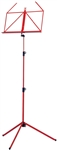 K&M 100/1 - 10010.000.59 - Music Stand - Red