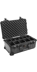 Pelican 1514 - 1510 Case with Padded Dividers