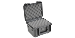 SKB 3I-0907-6B-L iSeries 0907-6 Waterproof Case (with layered foam)