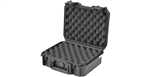 SKB 3I-1209-4B-L iSeries 1209-4 Waterproof Case (with layered foam)