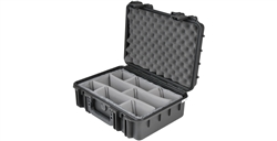 SKB 3I-1711-6B-D iSeries 1711-6 Waterproof Case (with dividers)