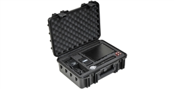 SKB 3I-1711-XLX iSeries Waterproof Case With Shure SLX/ULX Custom Interior