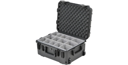 SKB 3I-1914-8B-D iSeries 1914-8 Waterproof Case (with dividers)