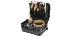 SKB 3i-1914-8B-P iSeries Waterproof Percussion Percussion/Mallet Case w/Mallet Holsters and Trap Table