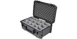 SKB 3I-2011-7B-D iSeries 2011-7 Waterproof Case (with dividers)