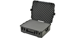SKB 3I-2217-8B-C iSeries 2217-8 Waterproof Case (with cubed foam)