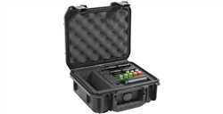 SKB 3I0907-4-SFP iSeries Waterproof Shure FP Wireless Mic Case