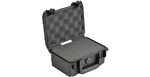 SKB 3i-0705-3B-C iSeries 0705-3 Waterproof Case (with cubed foam)