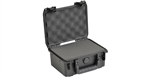 SKB 3i-0806-3B-C iSeries 0806-3 Waterproof Case (with cubed foam)