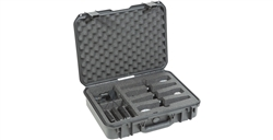 SKB 3i-1813-5WMC iSeries Waterproof Wireless Four Mic Case11