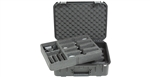 SKB 3i-1813-7WMC iSeries Waterproof Wireless Eight Mic Case