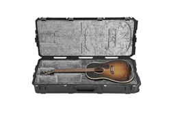 SKB iSeries 3i-4217-18 Waterproof Acoustic Guitar Case