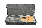 SKB iSeries 3i-4719-20 Waterproof Jumbo Acoustic Guitar Case