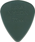 Jim Dunlop 44R.73 Nylon Gray 0.73MM, Bag of 72