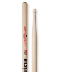 Vic Firth 7A American Classic 7A Hickory Drumsticks Wood Tips