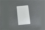 Kleer-Lam Laminates, Luggage Tag Size, Clear 2 Part With Slot, 10 Ml
