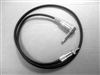 Custom CI1 Guitar Cable for the Sennehiser Evolution Series Body-Pack Transmitters With 280 or 226 Plug