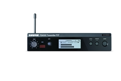 Shure P3T Half Rack Single Channel Wireless Transmitter