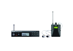 Shure P3TRA215CLPSM300 Professional Stereo Personal Monitor System