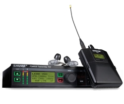 Shure PSM 900 P9TRA425CL Personal Monitor System - G7 - (506.12 - 541.82 MHz)
