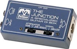 Palmer PDI-09 Junction Guitar DI-box