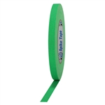 Pro Tapes 1/2 Inch x 45 Yards Pro Spike Tape - Fluorescent Green 1/2 Inch x 45 Yards