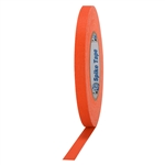 Pro Tapes 1/2 Inch x 45 Yards Pro Spike Tape - Fluorescent Orange 1/2 Inch x 45 Yards