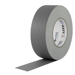 Pro Tapes 2 Inch x 55 Yards Pro Gaffer Tape - Grey