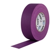 Pro Tapes 2 Inch x 55 Yards Pro Gaffer Tape - Purple