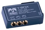 Palmer Y-Box Guitar Splitter