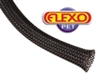 Techflex - Flexo Pet Black - 1""