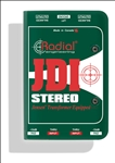 Radial Engineering R800 1012 00 JDI Stereo Passive Direct Box