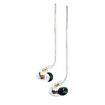 Shure SE425-CL Sound Isolating Earphones - Clear