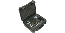 SKB 3I-1209-4-H6B iSeries Case for Zoom H6 Broadcast Recorder Kit