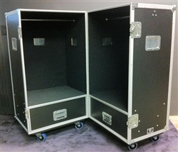 TS-CW2 Double wide wardrobe case